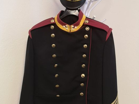 Orožniška uniforma