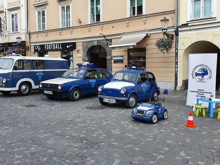 Predstavitev Društva v centru mesta Ljubljane