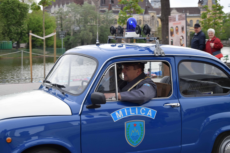 Budimpešta Dan Policije 2019