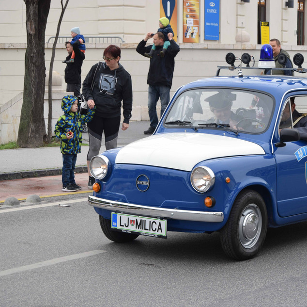 Rendorseg - Milica, Budimpešta 2019