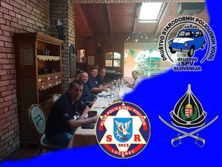 Mednarodno sodelovanje s tradicionalnimi policijskimi skupinami