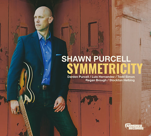 Shawn Purcell - Symmetricity (CD)