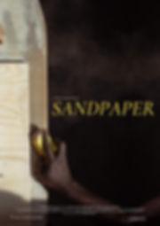 Sandpaper Poster 2020