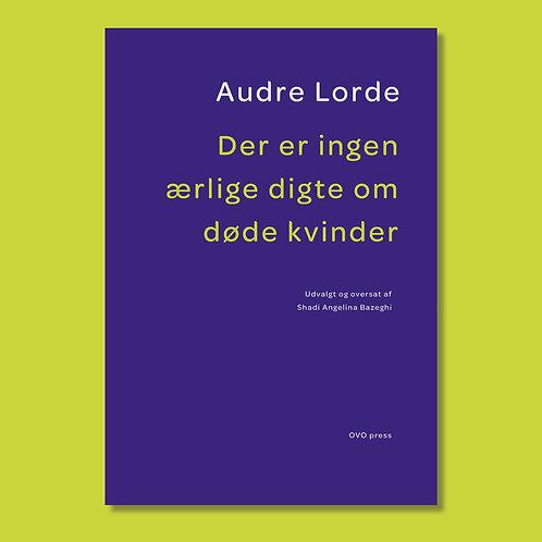 Audre Lorde – pocketudgave