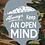 Thumbnail: ALWAYS KEEP AN OPEN MIND