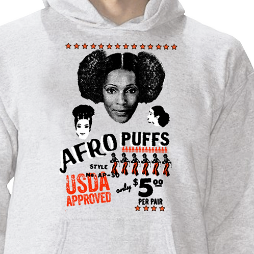 AFRO PUFF POWER