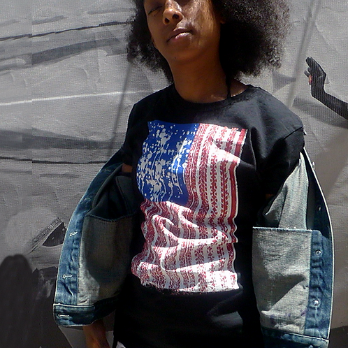 FLAG AMERICA SKID ROW