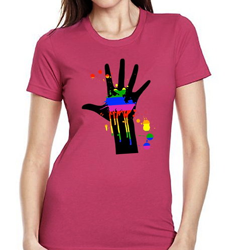 RAINBOW IN YOUR HAND