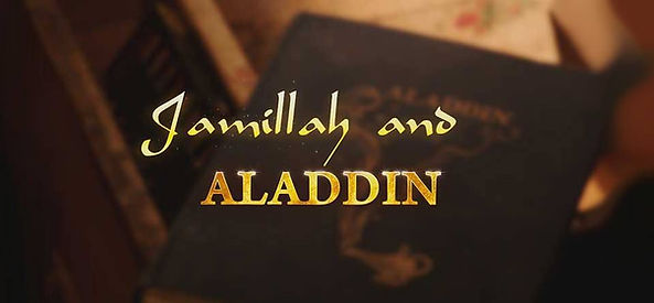 Scot Cooper Jamillah and Aladdin