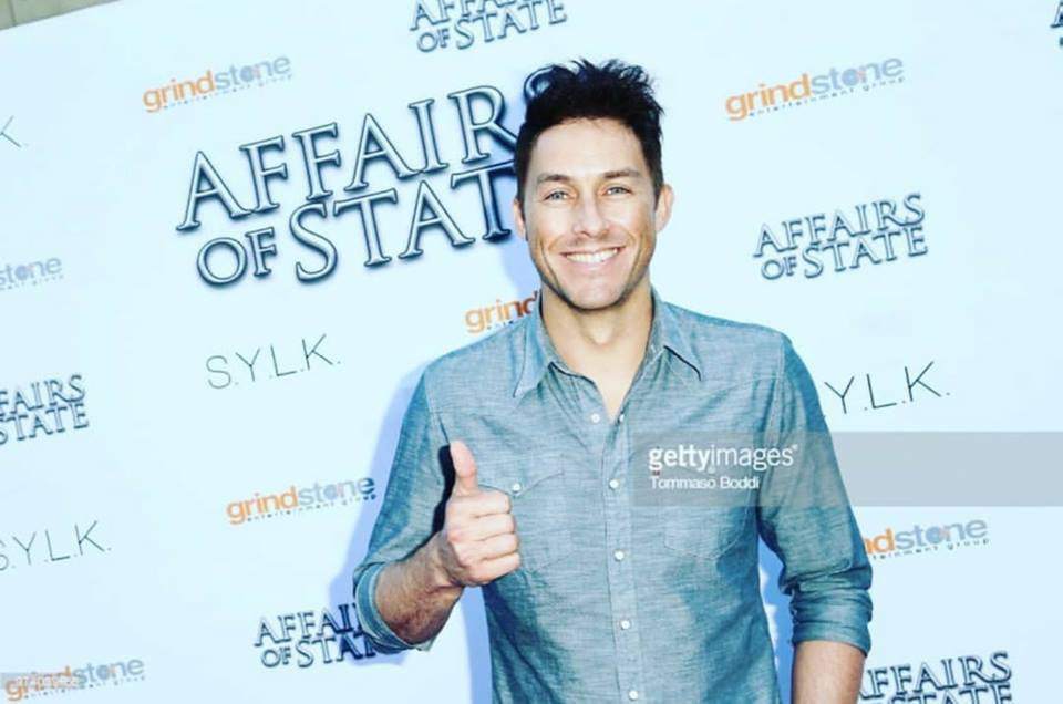 Affairs of State premiere
