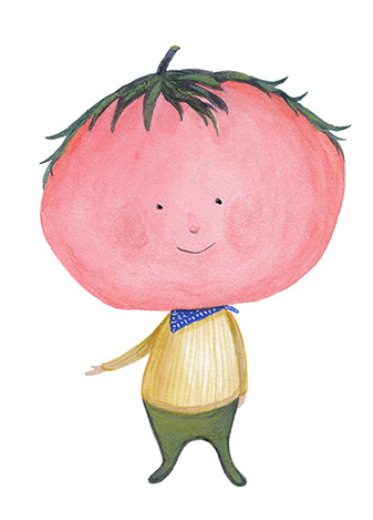 'Tomato-Head Kid'