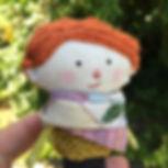 Handsewn Ooak doll