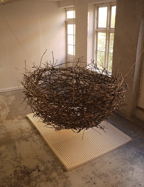 'Nest With Mattress', Modtar Projects, CPH, 2010