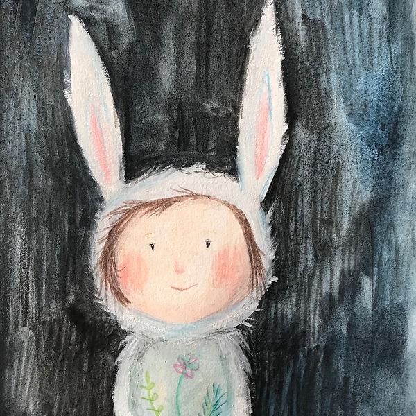 Malet kaninpige.jpg