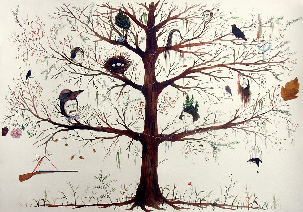 'The Tree Of Ferdinan', 2012