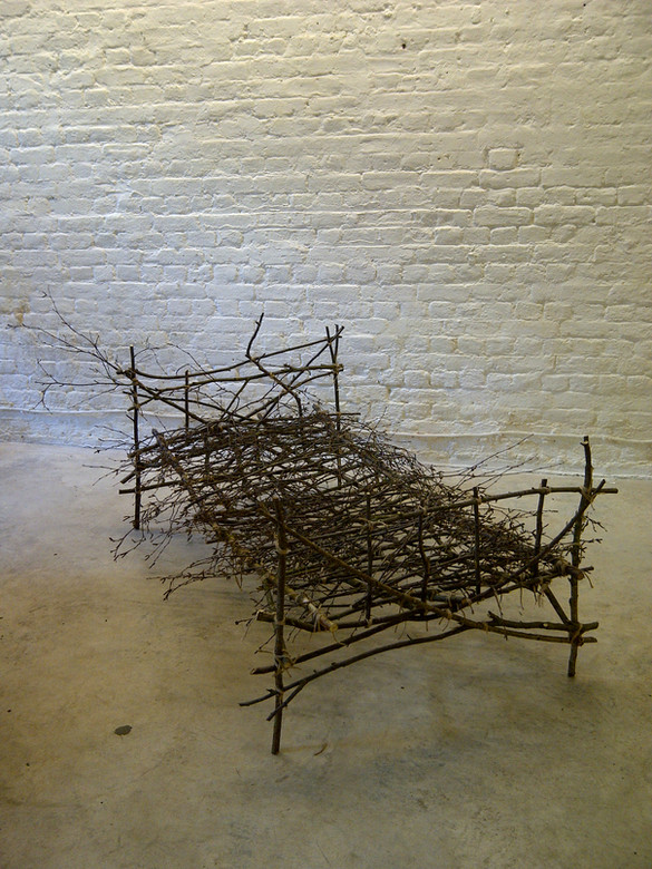 'Restless', The Underdog Gallery, London, 2013