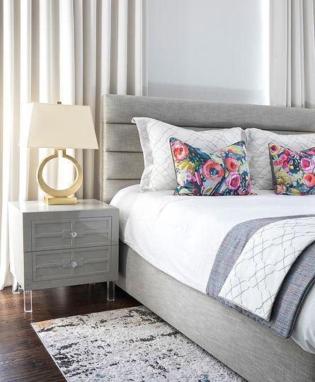 Visual Comfort, custom bedding linens loloi rug