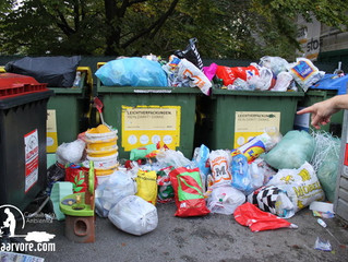 O tamanho do Impacto Ambiental do Carnaval de BH