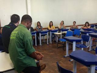 Aconteceu: Treinamento de formação de condutores auxiliares para atividades de Ecovivência