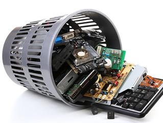 Tudo sobre lixo eletrônico!