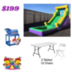 Toddler Pkg Deal