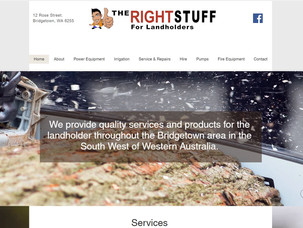 The Right Stuff for Landholders