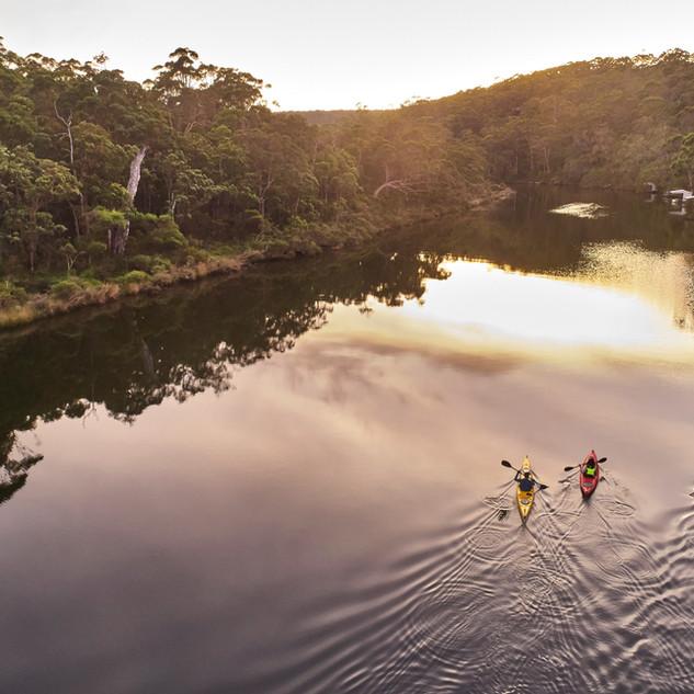 061_20180426_ASW_Nornalup Kayaking at su