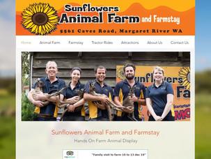 Sunflowers Animal Farm