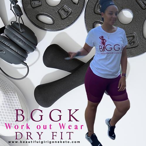 BGGK  Dry Fit T-Shirt