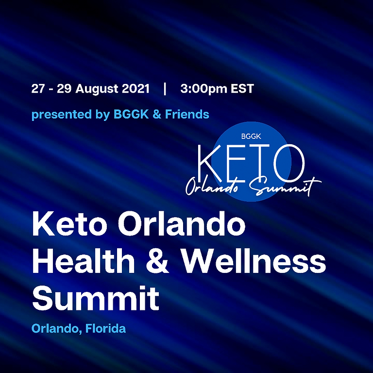 KETO HEALTH & WELLNESS SUMMIT