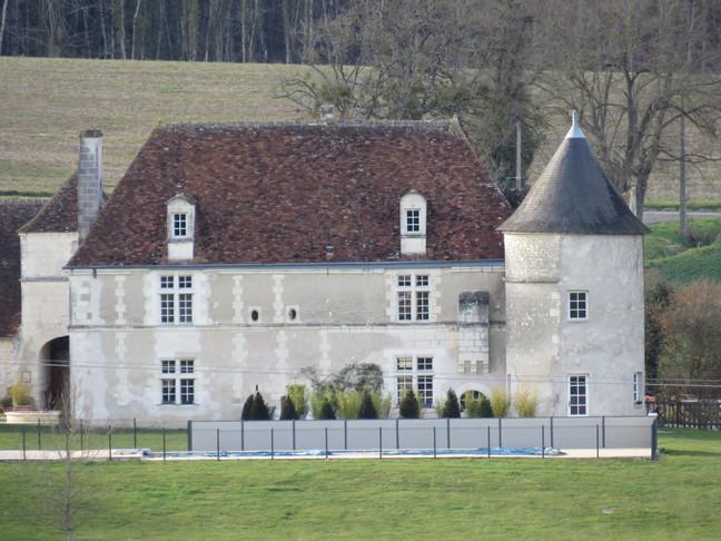 Une demeure historique en Région Centre