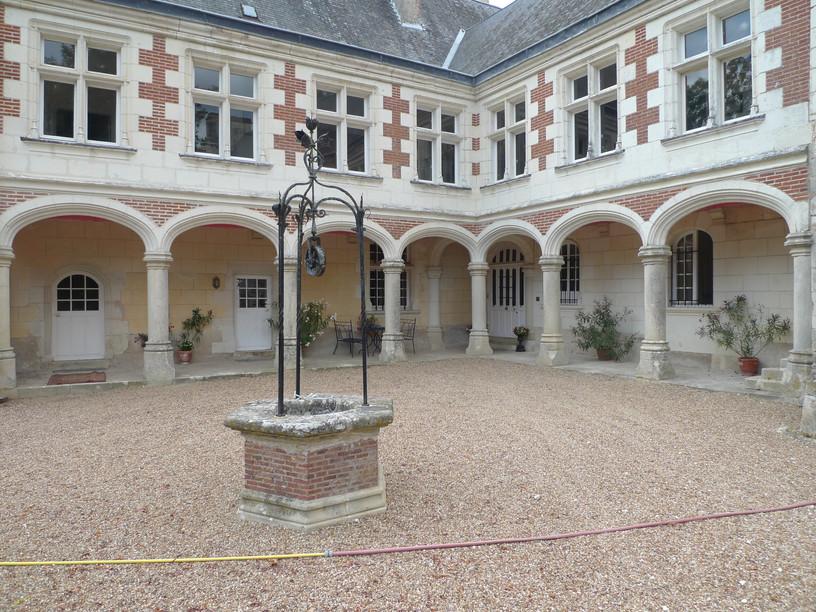 Un Château historique en Touraine