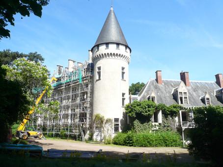 La Rénovation de Châteaux et Manoirs
