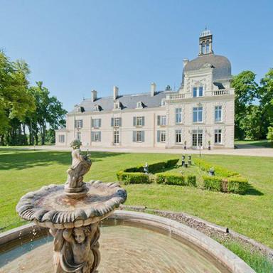 Un château au pays de Rabelais