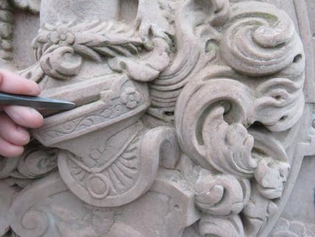 Sculpture sur pierre et Ornementation