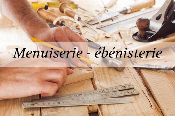 Menuisier / Ébénisterie