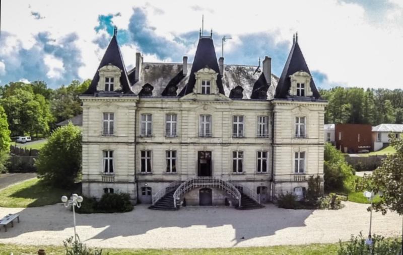 Un château en Touraine sud 07 88 75 70 77