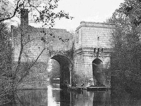 La rénovation d ' un célèbre moulin historique en Région centre ...