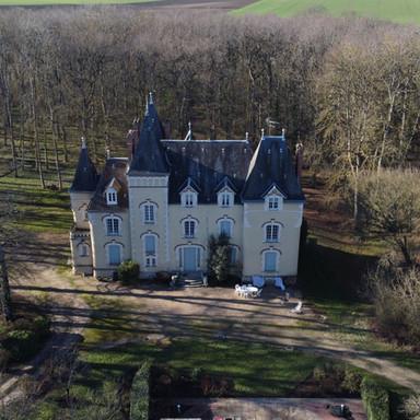 Un château dans notre belle Région du Berry