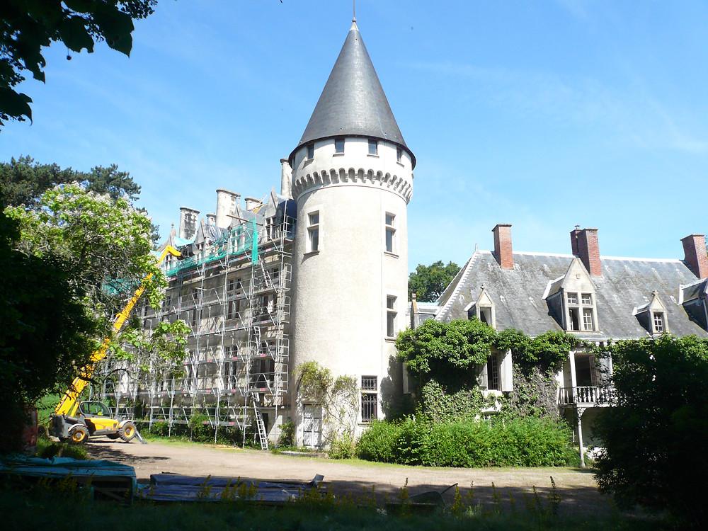 patrick kalita chateaux manoirs belles demeures castles and manors in france chateauetmanoir france restaurationdupatrimoine