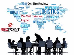 Redpoint Advisory Service On-Site Diagnostic Logistics Reivew