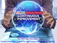 RedPoint Continuous Improvement Process
