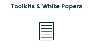 Toolkits & White Papers