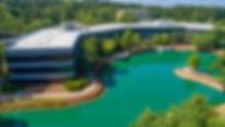 fotografia imobiliária com drone