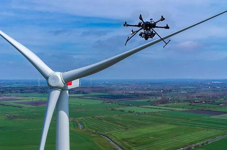 drone inspeção