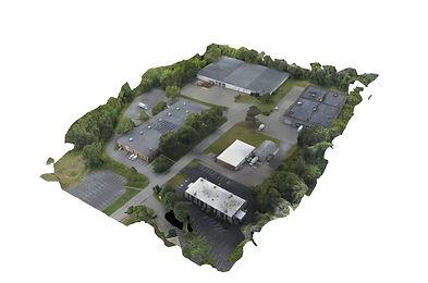 mapeamento 3d drone