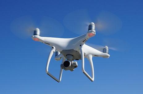 Imagens com Drone