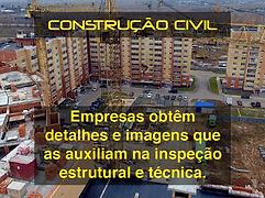 drone para construção civil