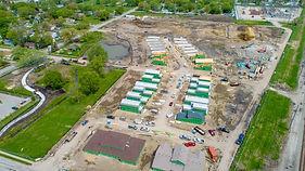 drone na construção civil