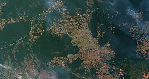 Imagens aéreas Meio Ambiente